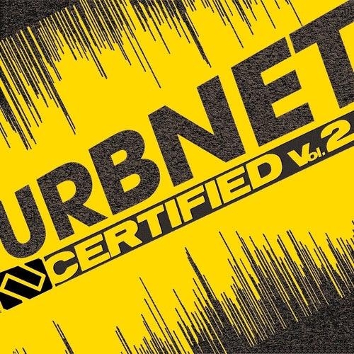 URBNET Certified Vol. 2 di Various Artists
