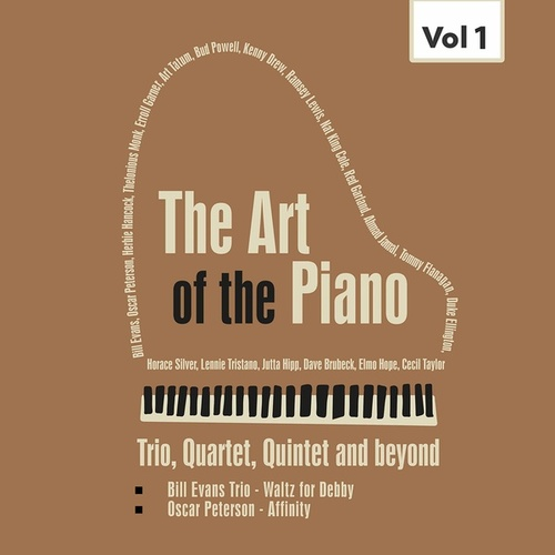 The Art of the Piano, Vol. 1 von Oscar Peterson