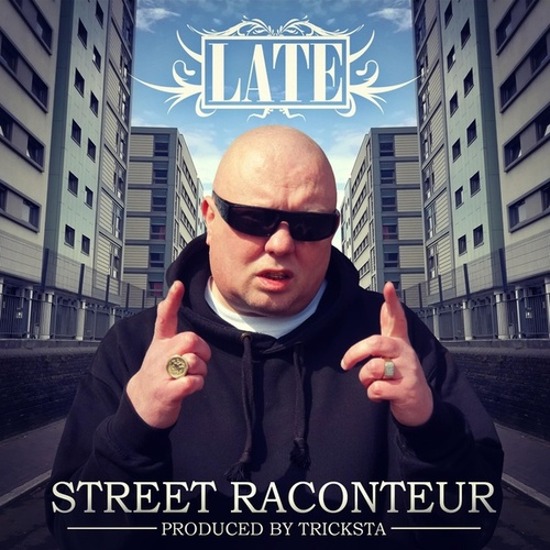 Street Raconteur by Late