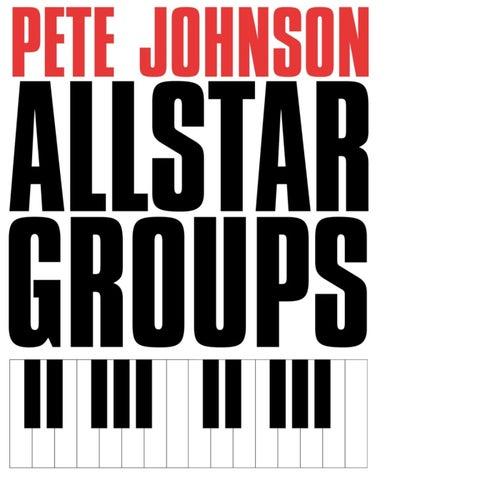 All Star Swing Groups de Pete Johnson