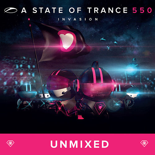 A State Of Trance 550 - Unmixed von Various Artists