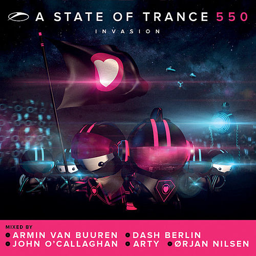 A State Of Trance 550 (Mixed Version) von Various Artists