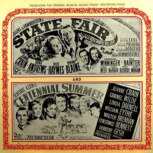 State Fair/Centennial Summer de Original Soundtrack