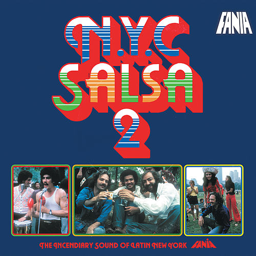 NYC Salsa Vol 2 by Various Artists