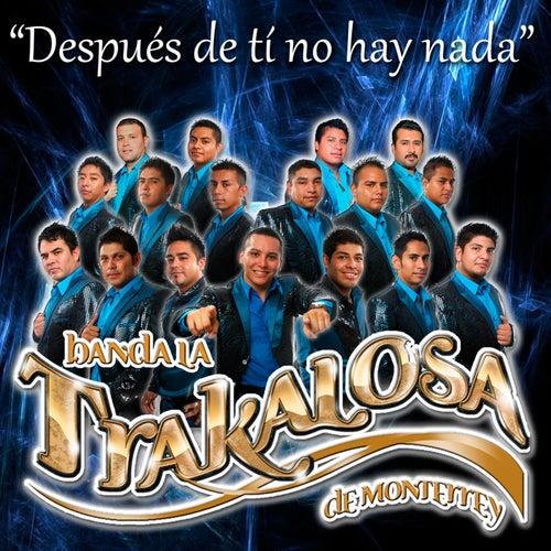 Después De Ti No Hay Nada - Single de Banda La Trakalosa