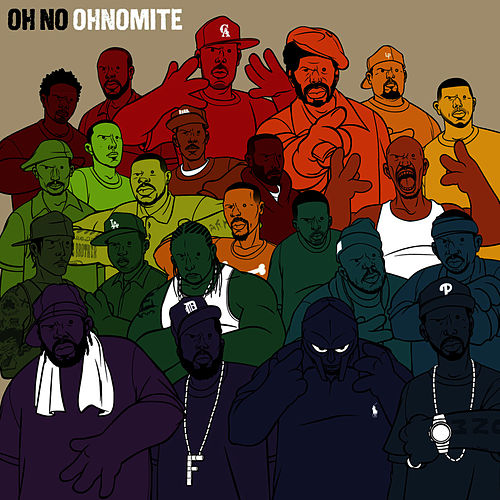 Ohnomite by Oh No