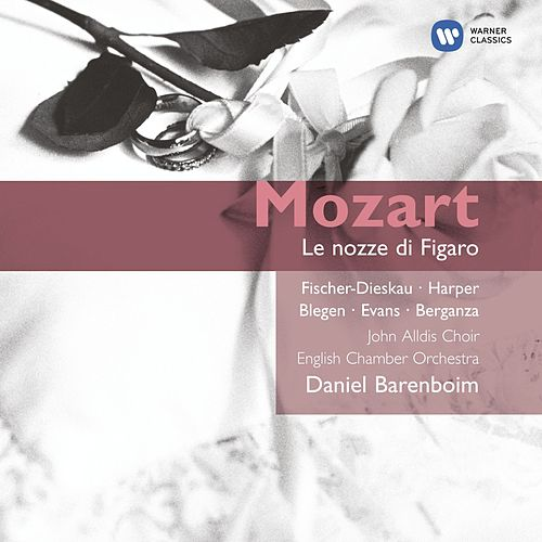 Mozart:Le Nozze Di Figaro by Wolfgang Amadeus Mozart