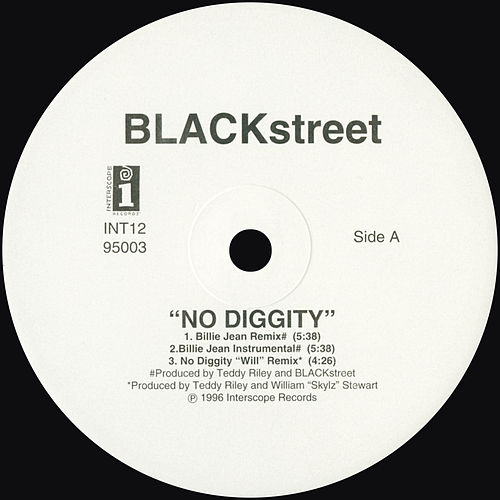 No Diggity von Blackstreet
