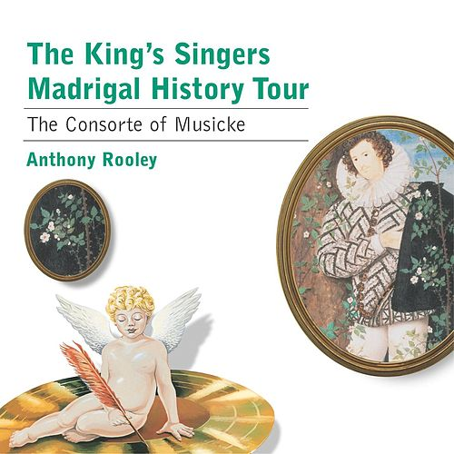 Madrigal History Tour de King's Singers