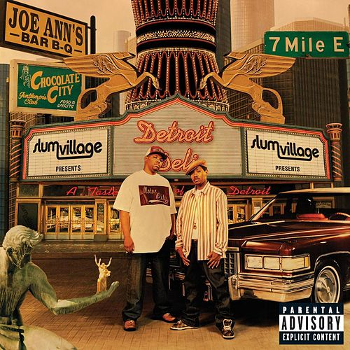 Detroit Deli (A Taste Of Detroit) von Slum Village
