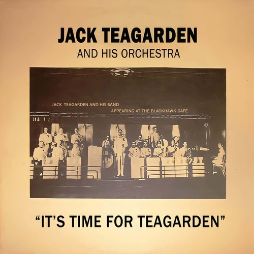 Its Time for Teagarden fra Jack Teagarden