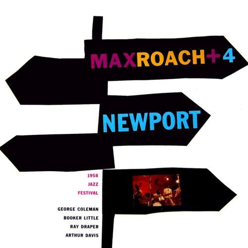Max Roach + 4 At Newport de Max Roach
