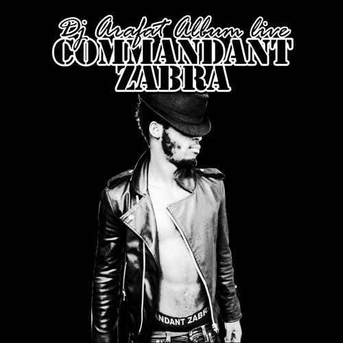 Commandant Zabra (Live) de DJ Arafat
