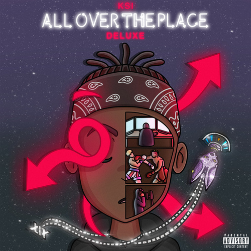 All Over The Place (Deluxe) by KSI
