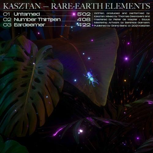 Rare-Earth Elements by Kasztan
