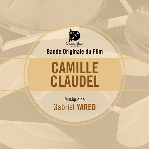 Camille Claudel (Bande originale du film) by Gabriel Yared