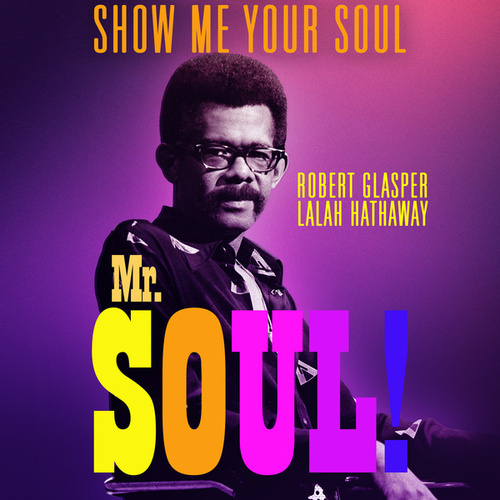 Show Me Your Soul by Lalah Hathaway