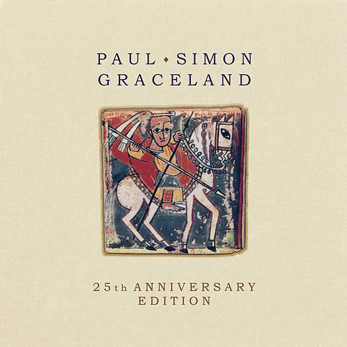 Graceland (25th Anniversary Deluxe Edition) fra Paul Simon
