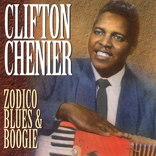 Zodico Blues & Boogie by Clifton Chenier