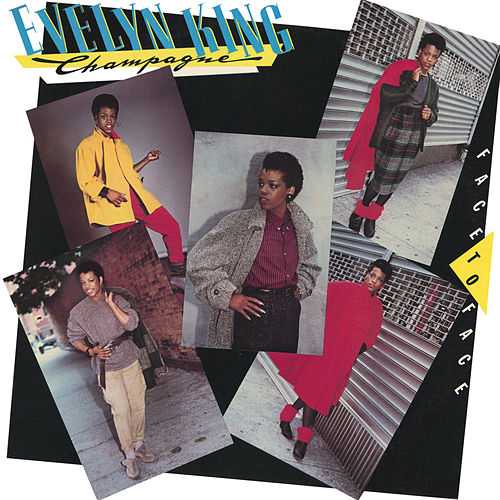 Face To Face de Evelyn Champagne King