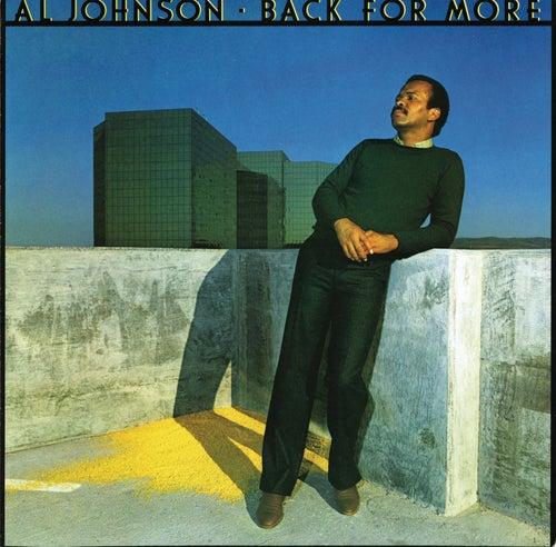 Back for More de Al Johnson