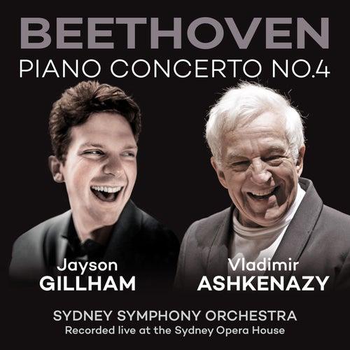 Beethoven: Piano Concerto No. 4 by Vladimir Ashkenazy