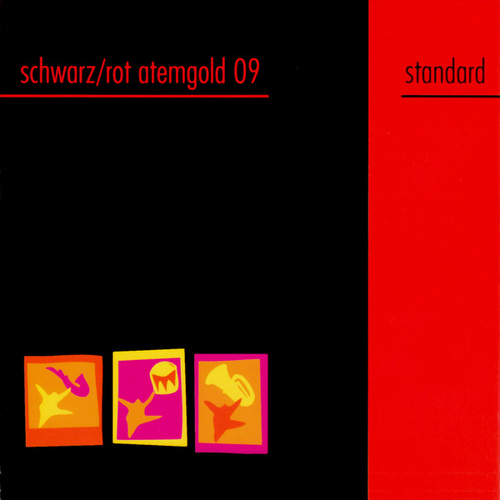 Standard by Schwarz Rot Atemgold 09