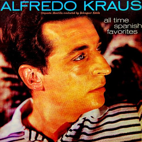 All Time Spanish Favourites de Alfredo Kraus