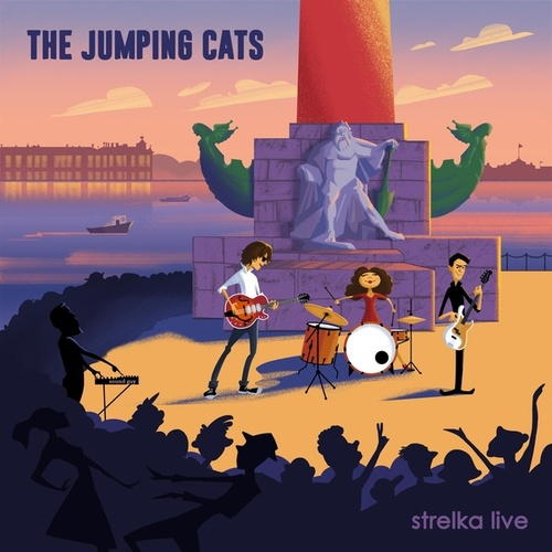 Strelka (Live) von The Jumping Cats