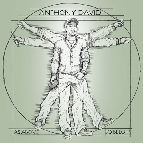 As Above So Below de Anthony David