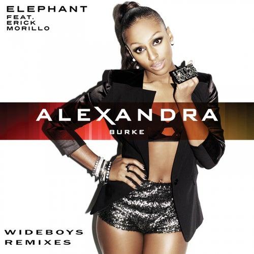 Elephant (Wideboys Remixes) von Alexandra Burke