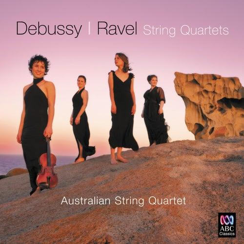 Debussy & Ravel: String Quartets von Australian String Quartet