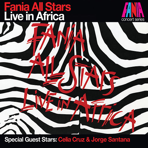 Live in Africa de Fania All-Stars