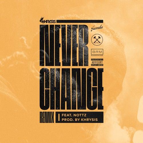 Never Change (Remix) [feat. Nottz] de Khrysis