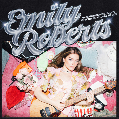 4-Chord-Songs From My Garage by Emily Roberts
