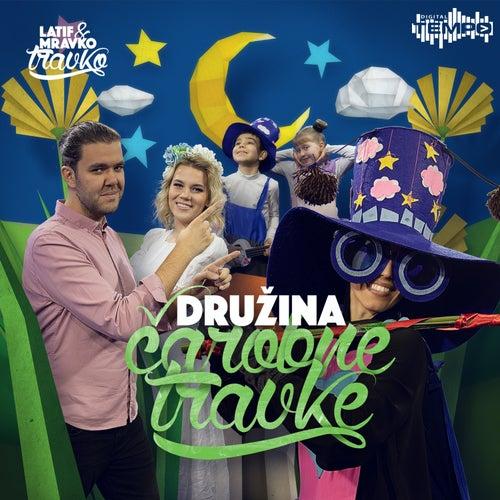 Družina čarobne travke by Latif i Mravko Travko
