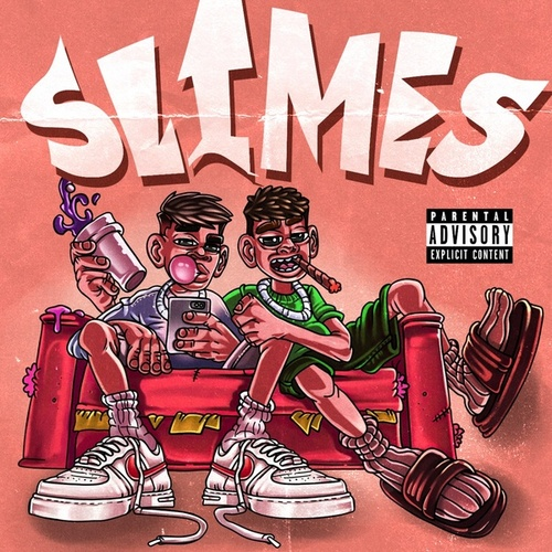 Slimes (Prod. By G3BEATZ) by Sailor Moon