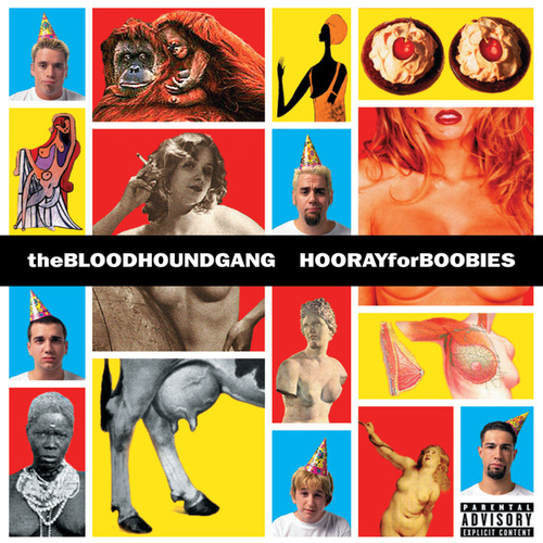 Hooray For Boobies de Bloodhound Gang