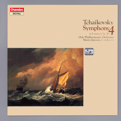 Tchaikovsky: Symphony No. 4 fra Mariss Jansons