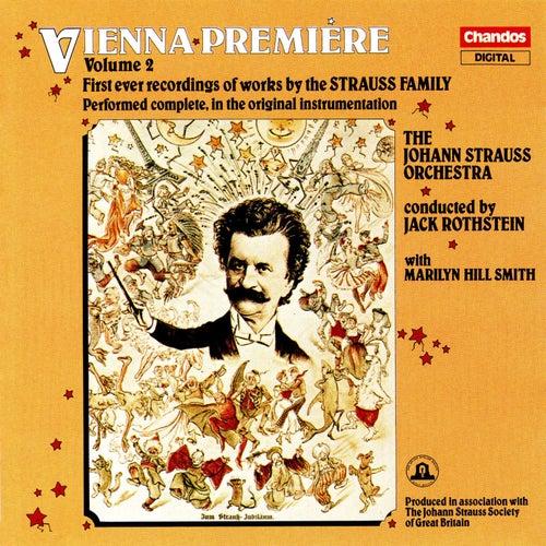 Vienna Premiere, Vol. 2 de Johann Strauss Orchestra