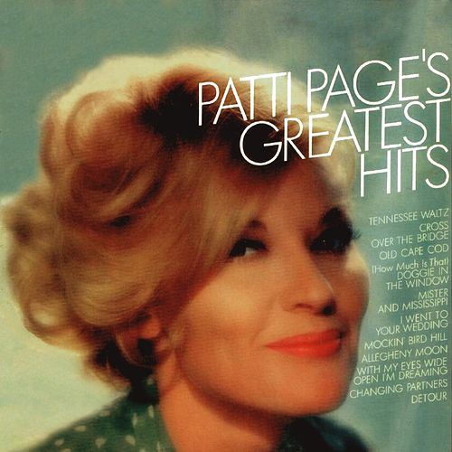 Greatest Hits de Patti Page