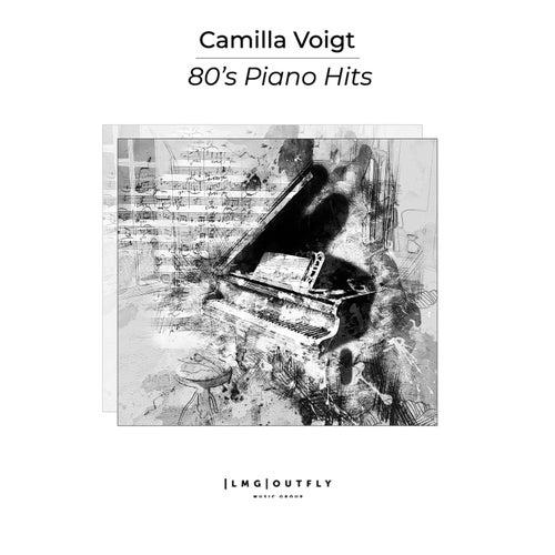 80's Piano Hits von Camilla Voigt