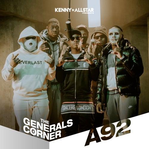 The Generals Corner (A92) von Kenny Allstar