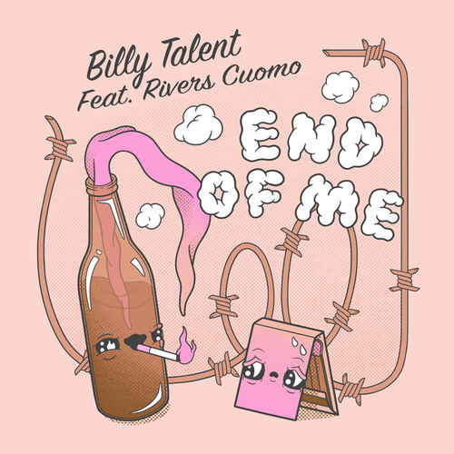 End of Me (feat. Rivers Cuomo) von Billy Talent