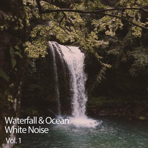 Waterfall & Ocean White Noise Vol. 1 von White Noise Sleep Therapy
