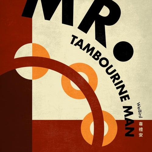 Mr. Tambourine Man von Wei Bird