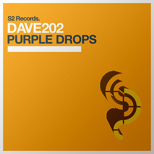 Purple Drops by Dave202