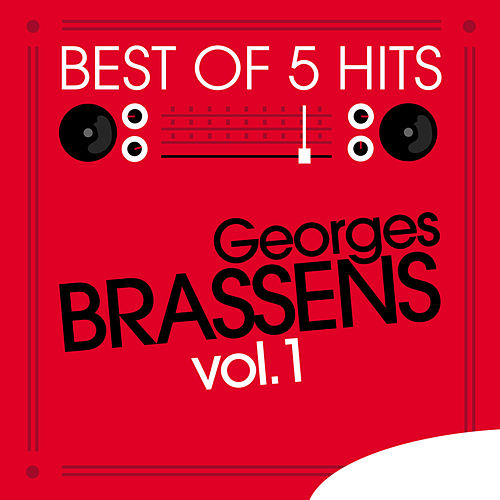 Best of 5 Hits, Vol.1 - EP de Georges Brassens