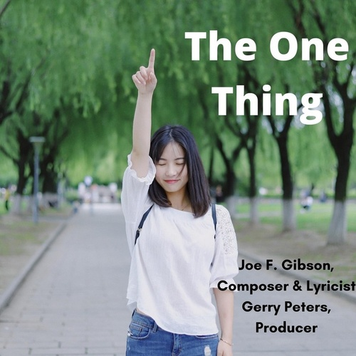 The One Thing by Joe