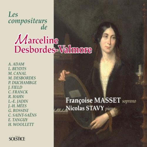 Les compositeurs de Marceline Desbordes-Valmore de Francoise Masset